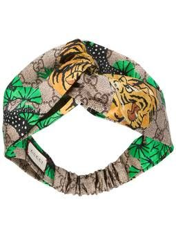 be3432067a6 tiger print headband Gucci Headband