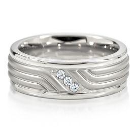 07ct Tw Men S Diamond Ring Size 10 Wedding Bands