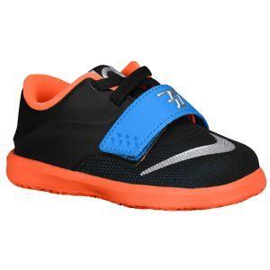 huge discount 0d939 6225f Nike KD 7 - Boys  Toddler - Durant, Kevin - Metallic Pewter Anthracite Lyon  Blue Flash Lime