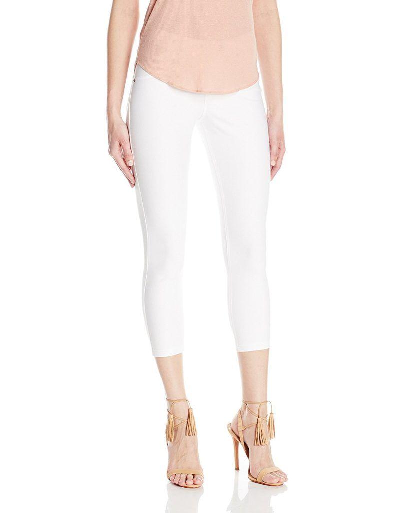 5b9f7e3f76882d HUE Women's Essential Denim Capri | Pants for women | Denim, Capri ...