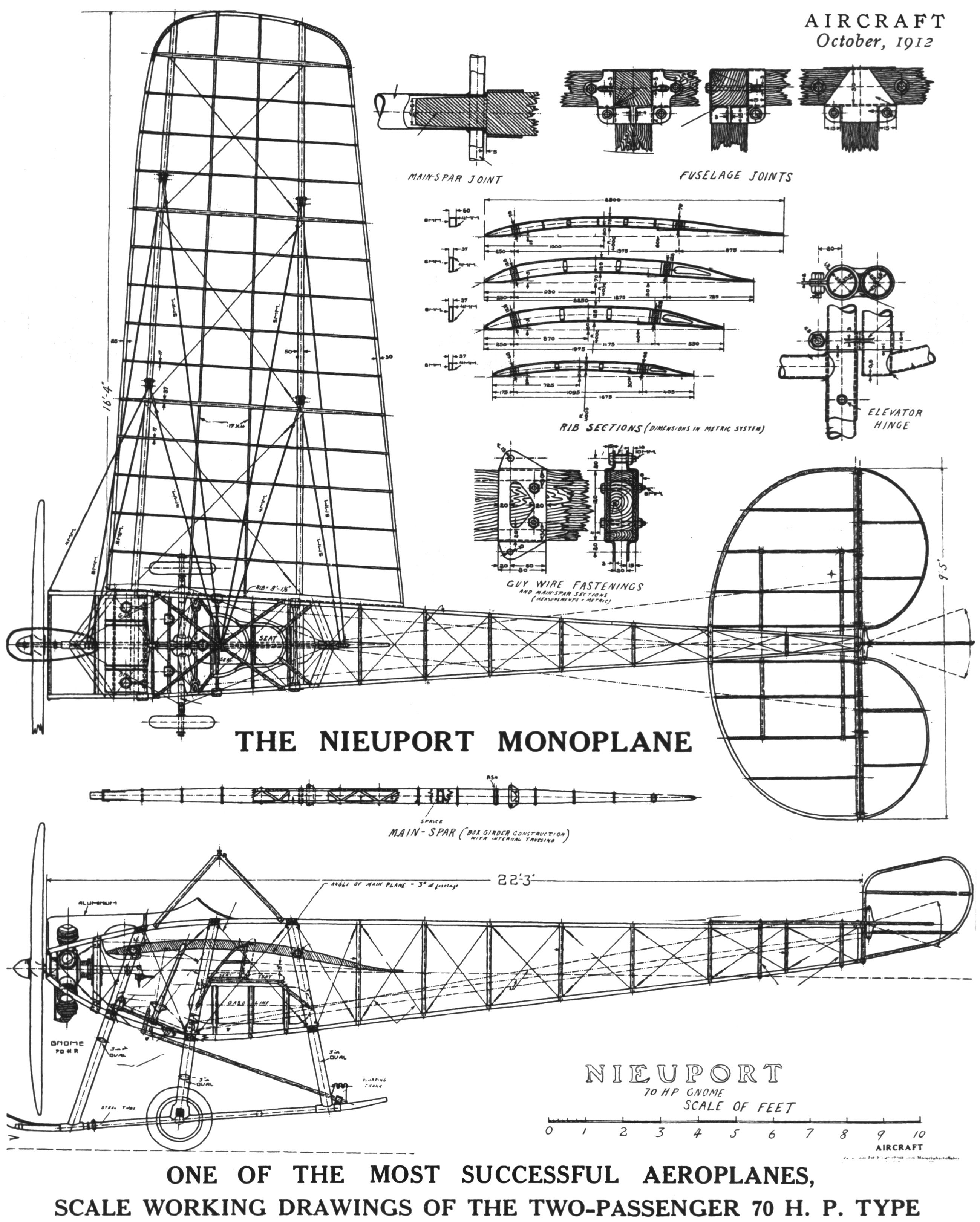 Pin By Mark Nelson On Old Aeroplane Blueprints And