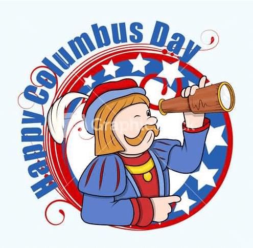 Columbus Day Changed Happy Columbus Day Columbus Day Columbus