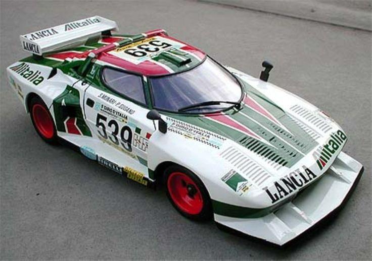 Lancia Stratos HF Turbo | Classic racing cars, Cars, Rally car