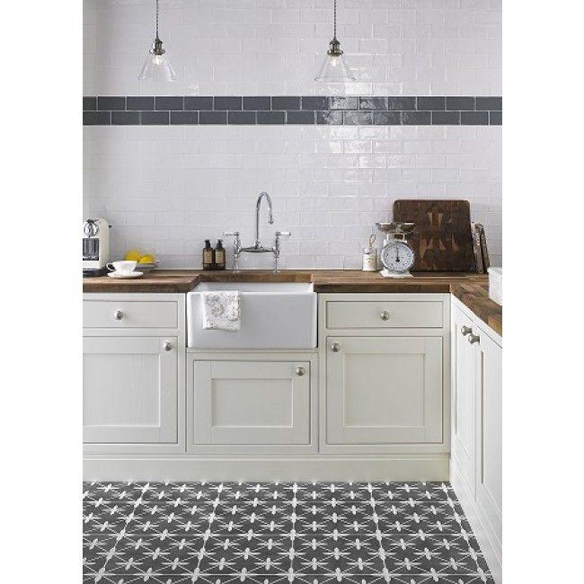 Laura Ashely Artisan Charcoal Spring Sale Bargain Tiles - Artisan tiles sale