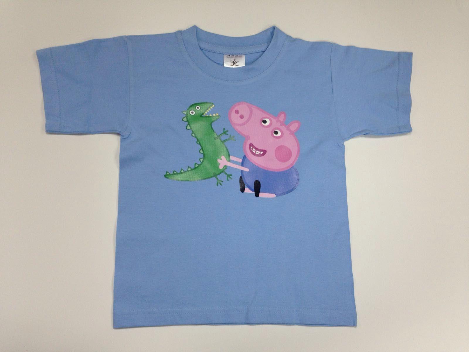 Camisetas en vinilo impreso.