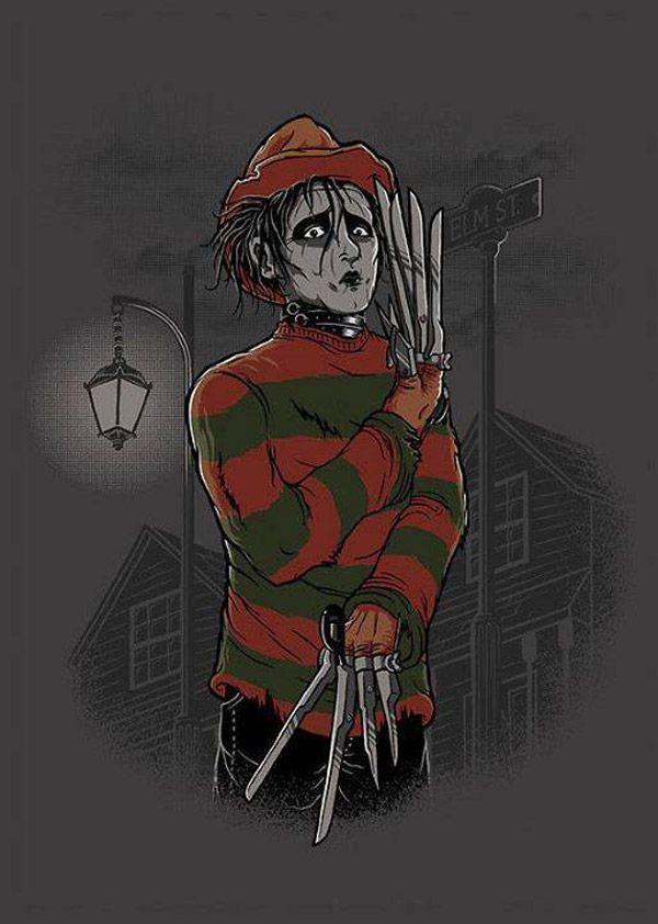 Freddy Manostijeras.