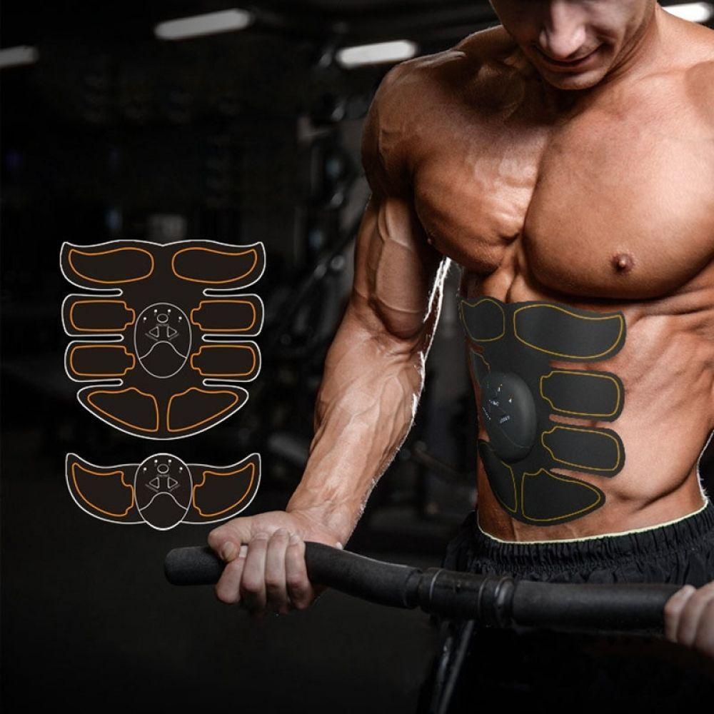#abdominal #EMS #fitness Programm zu Hause ohne Geräte #multi #muscle -  #abdominal #EMS #fitnesspro...