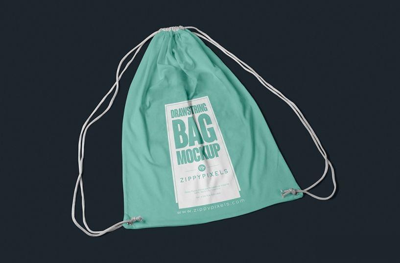 Download Free Fabric Drawstring Bag Mockup For Designers Graphic Google Tasty Graphic Designs Collection Bag Mockup Drawstring Backpack Drawstring