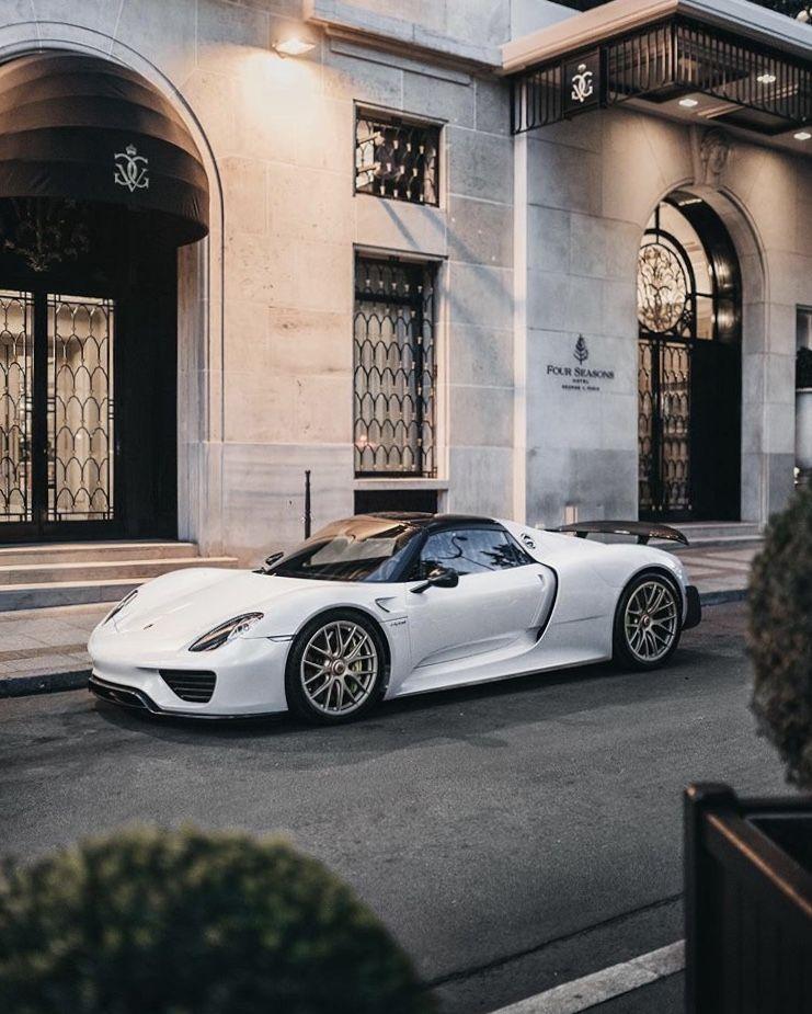 Porsche 918 Spyder Weissach in 2020 Porsche, Porsche