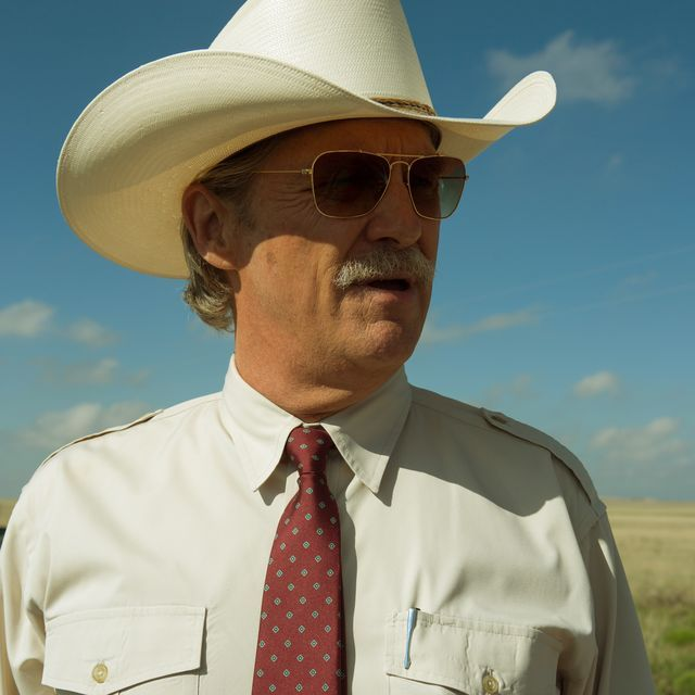 Jeff Bridges plays a Texas Ranger in 'Hell or High Water'