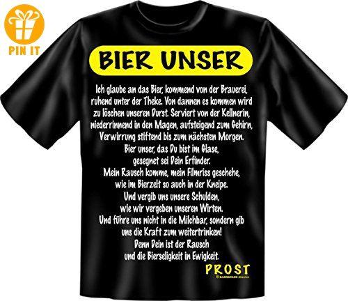 Party T-Shirt Mallorca Ibiza - Bier Unser Prost Größe XXL - T-Shirts