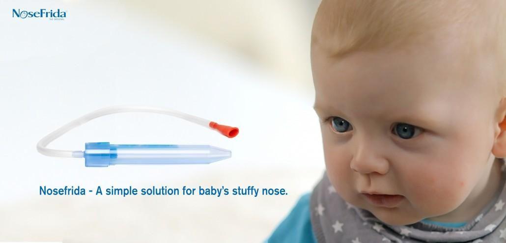 Buy nosefrida nasalaspirator which helps your child