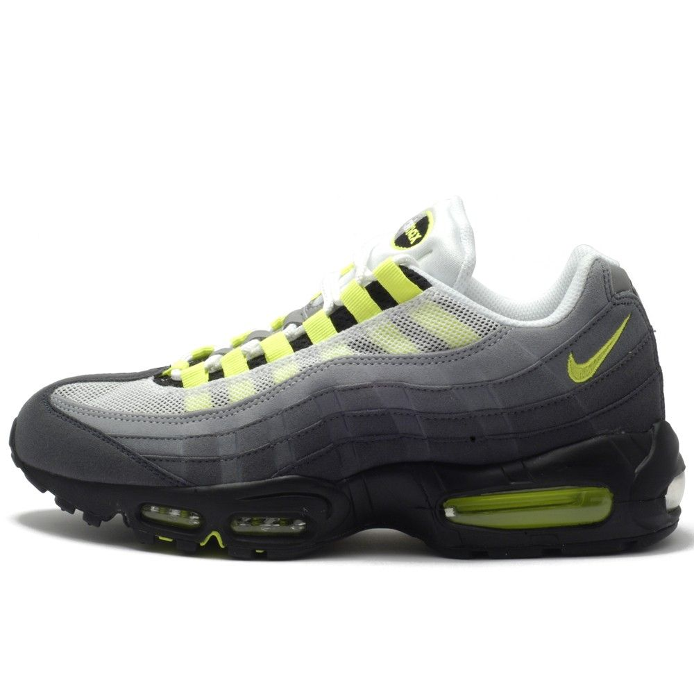 Nike Air Max 95 OG - Neon Yellow 170 6077a276d