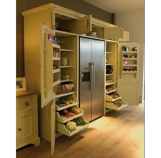 Kitchen ideas - Home and Garden Design Ideas Closets Pinterest - muebles de cocina economicos