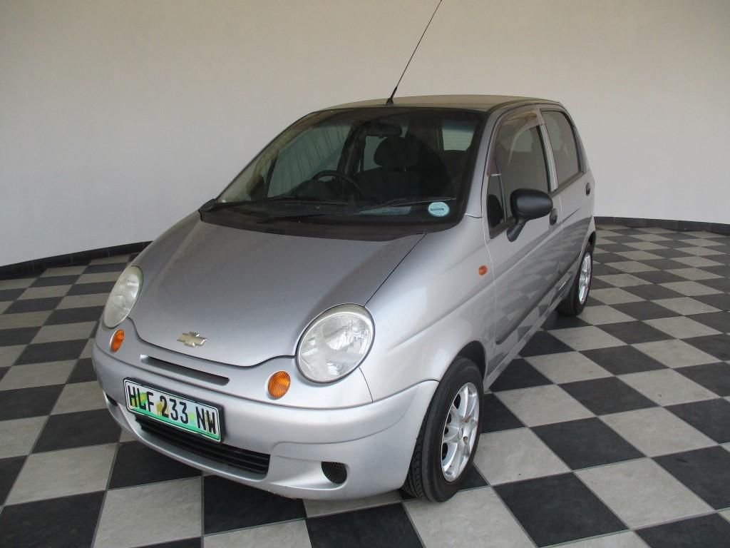 Used Spark for sale at We Sell Cars - Used 2005 Chevrolet Spark LS ...