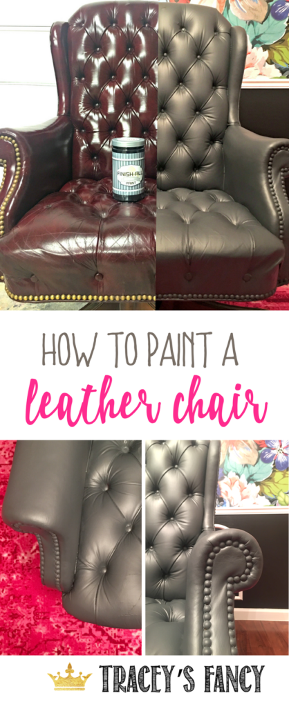 Leather sofa Old