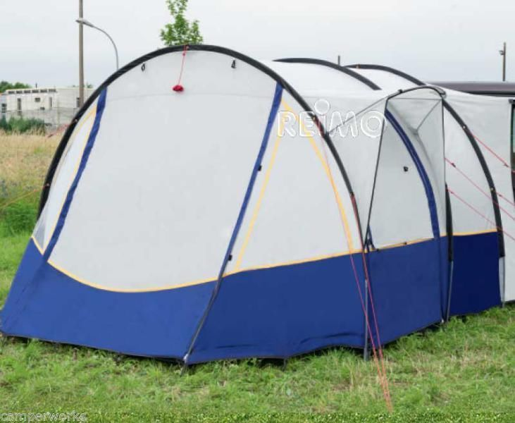 Reimo Tour Action 4 Campervan Motorhome Drive Away Awning Tent