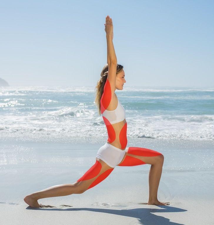 15 poses de yoga qui peuvent changer votre corps - Astuces pour femmes #healthandfitness