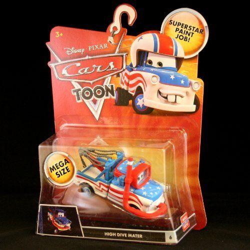 HIGH DIVE MATER Disney / Pixar CARS MEGA SIZE CARS TOON