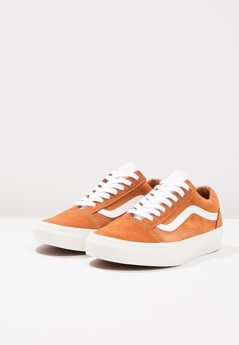 Baskets basses Vans UA OLD SKOOL - Baskets basses - glazed ginger orange   68 8a6ae0c6c