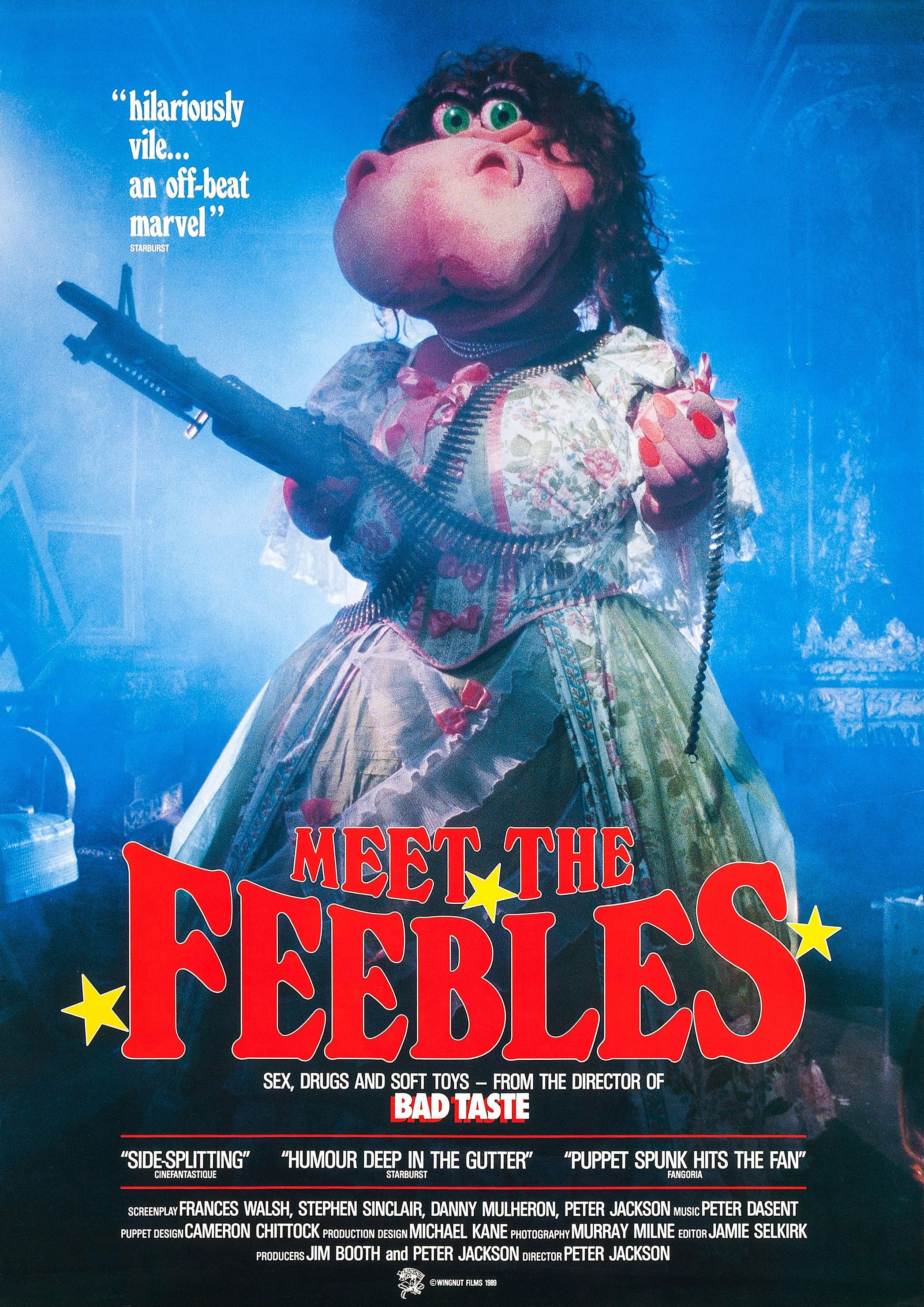 Meet The Feebles Stream