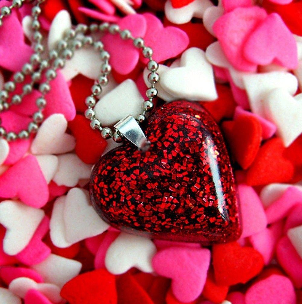 Гламурные сердечки картинки