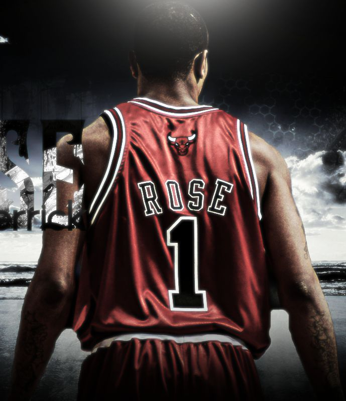 Derrick Rose Live Wallpaper Derrick Rose Derrick Rose Wallpapers Chicago Bulls