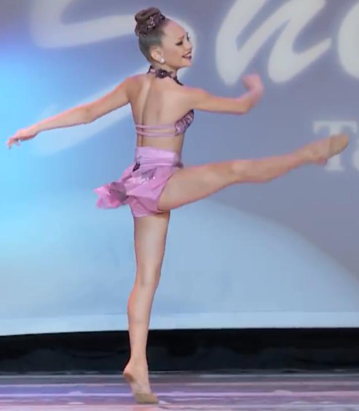 Dance Moms - Maddie Ziegler - Birthday