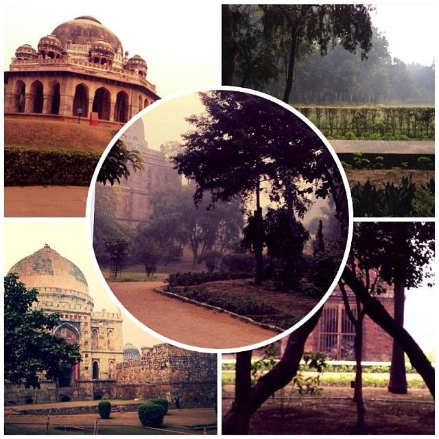 Lodhi Gardens (लोधी बाग़)