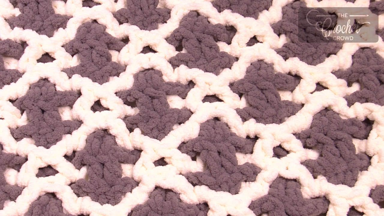 Interlocking Crochet for Beginners - Vintage + Tutorial | Crochet