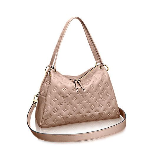bbd2b87a91ab Ponthieu PM Monogram Empreinte in WOMEN s HANDBAGS collections by Louis  Vuitton