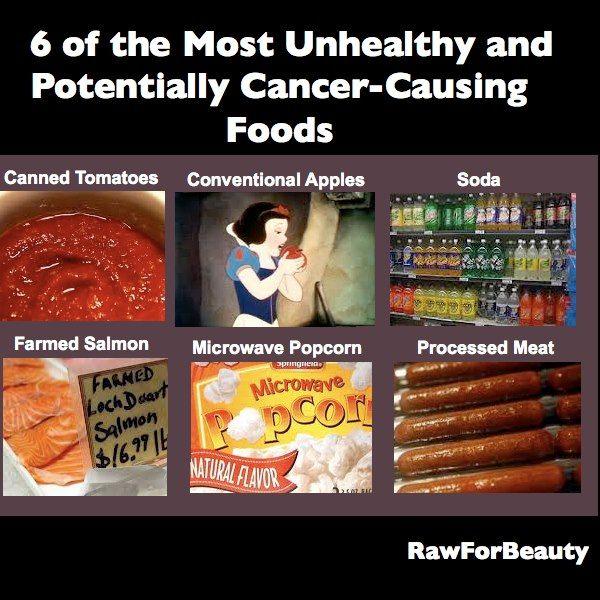 eet geen tomaten uit blik