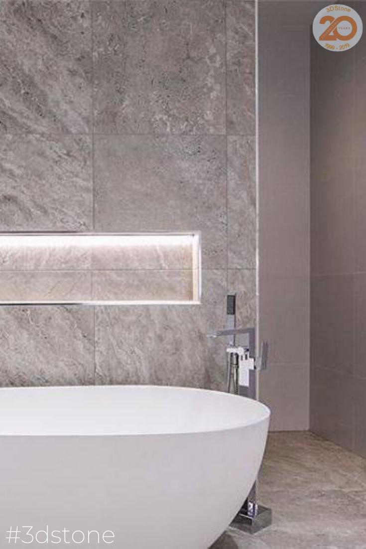 Inspiration Gallery Natural Stone Flooring Minimalist Bathroom