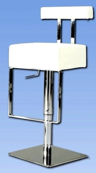 Swell Chintaly Adjustable Swivel Stool White 235 00 Stool Beatyapartments Chair Design Images Beatyapartmentscom
