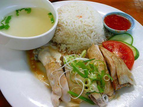 Nasi Ayam Hainan Resep Masakan Masakan Resep