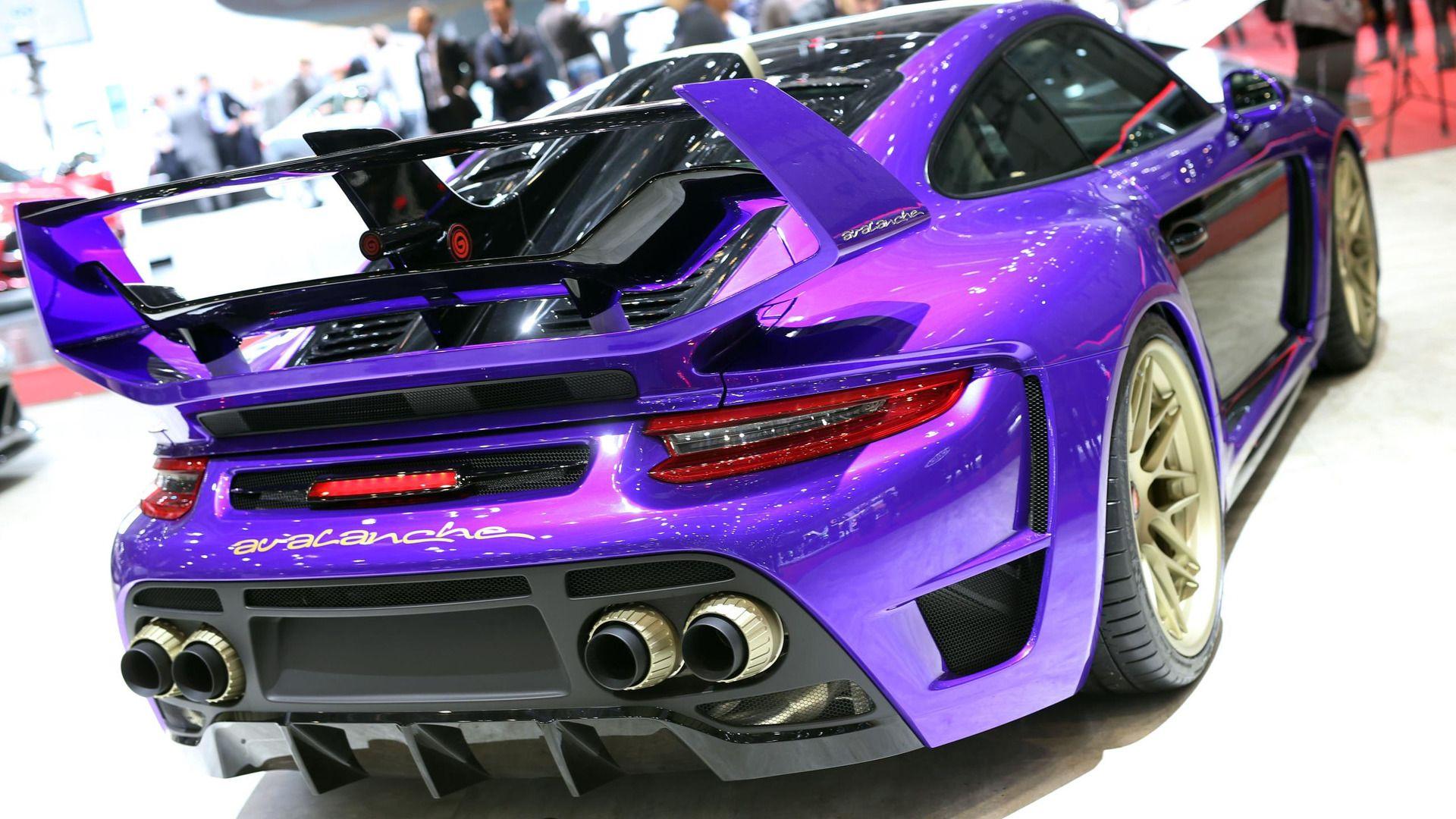 2017 Gemballa Avalanche Motor1 Com Photos In 2020 Car Wheels Porsche Car
