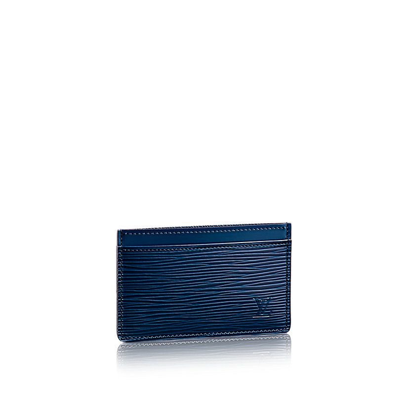 6ce90c3694385d Epi Leather SMALL LEATHER GOODS KEY & CARD HOLDERS Card Holder   Louis  Vuitton ®
