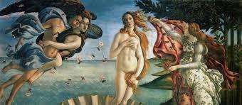 O Nascimento de Vênus é uma pintura de Sandro Botticelli