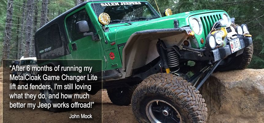 Jeep Wrangler Tj Amp Tj Unlimited Lj Bumpers Tube Fenders