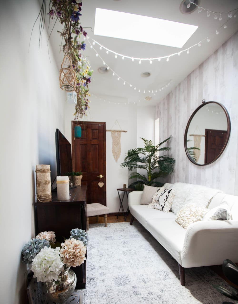 9 Absolut brillante Ideen und Lösungen für Ihr kleines Wohnzimmer