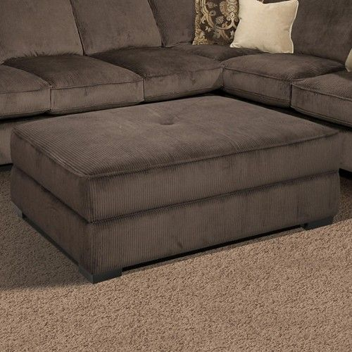 oversized sectional Furniture Ottoman Fairmont Seating