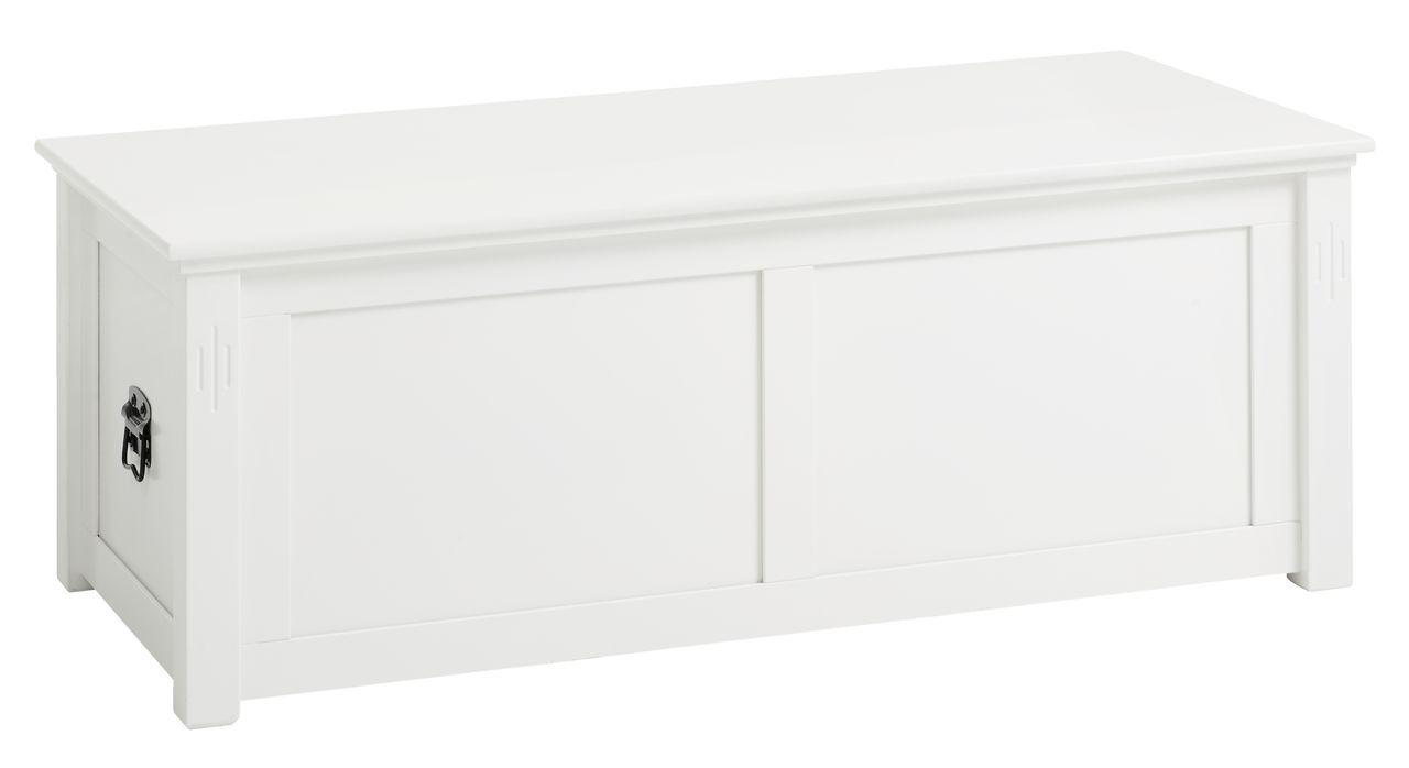 Splitter nya Soffbord AULUM 60x120 m/förvaring vit   JYSK   Atterfallshus EI-81