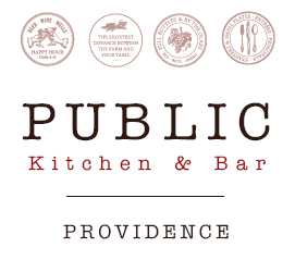 Public Kitchen and Bar 120 Francis Street Providence, RI ...
