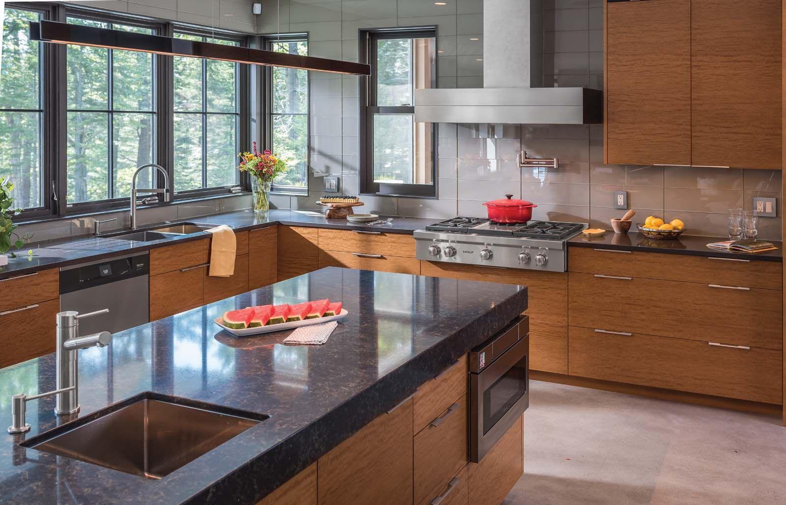 balancing act black quartz countertops house design home decor on kitchen decor black countertop id=83927