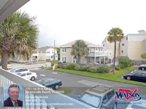 Homes for Sale - 1701 1st St N Apt 9A Jacksonville Beach FL 32250 - Daryle Holbrook