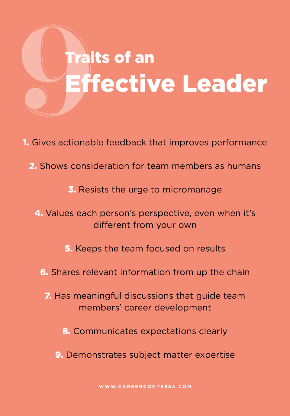 How to Be an Effective Leader, According to Google | Career Contessa