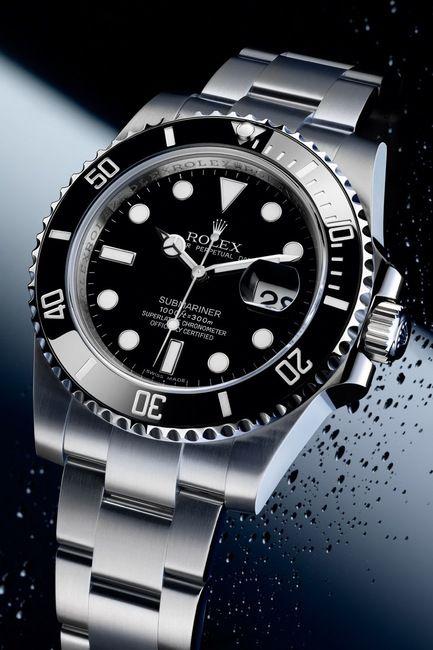 ARelojes Celebrities Rolex Wear Submariner Who VSUMzp