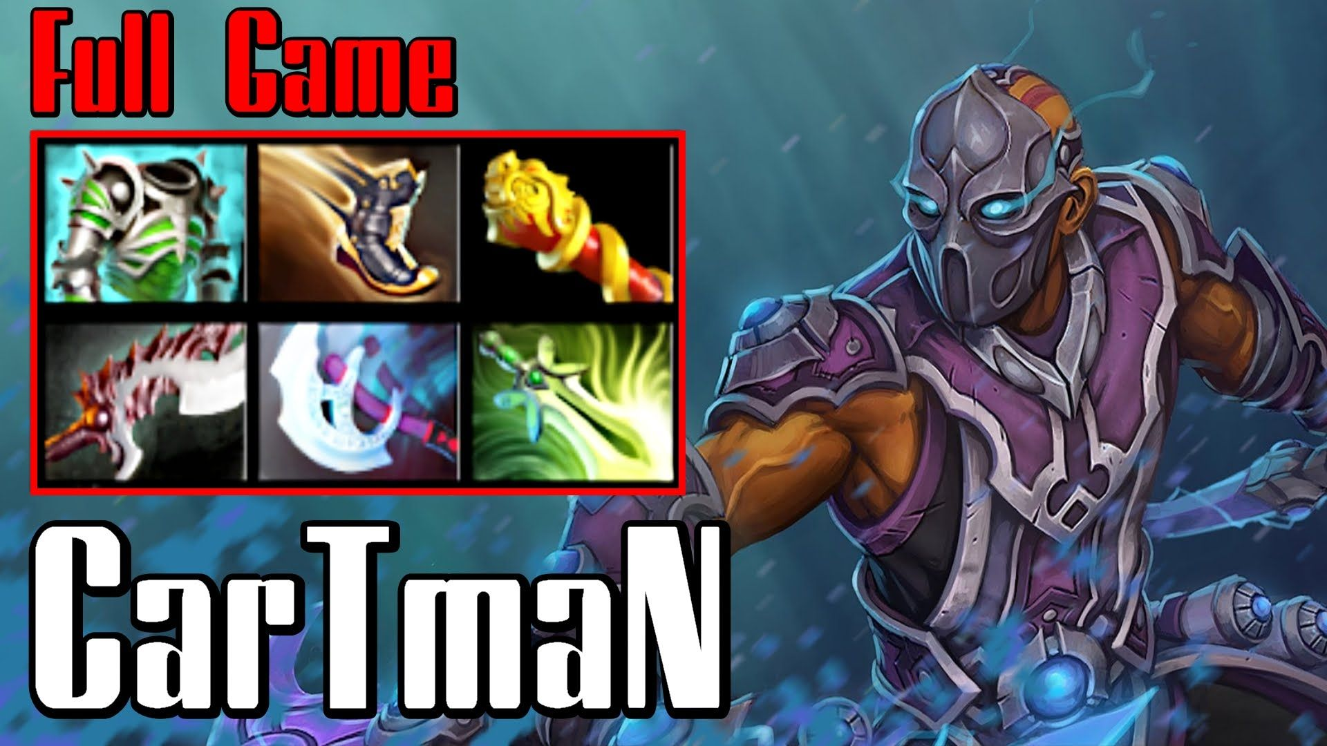 cartman anti mage dota 2 full game vol 1 pub 6800 mmr