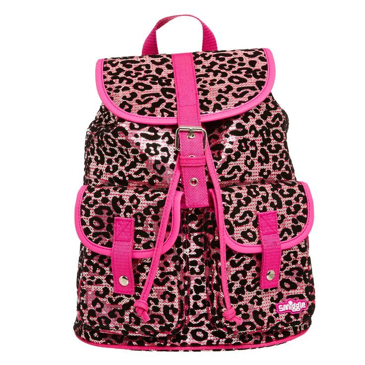 Image for Jazzy Go Girl Backpack from Smiggle UK - all bags online ...