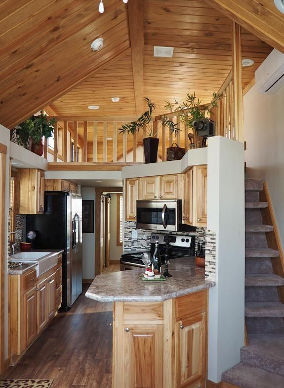 49 Cool Tiny House Design Ideas To Inspire You #smallhomes